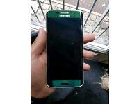 Samsung s6 edge green unlocked