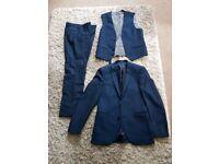 Full 3 piece suit