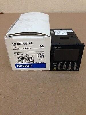 Omron H5CXA11SNAC100240 Timer