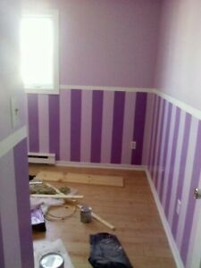 C & A CONTRACTING (INTERIOR / EXTERIOR PAINTING / SIDING ETC) St. John's Newfoundland image 6