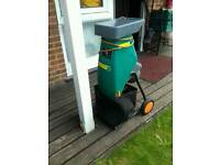 GARDEN WASTE CHOPPER
