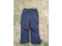 Buffalo cordura trousers size large