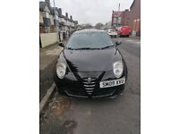 Alfa Romeo, MITO, Hatchback, 2009, Manual, 1368 (cc), 3 doors