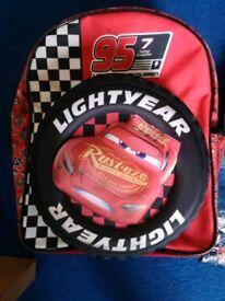 Lightning McQueen Bags