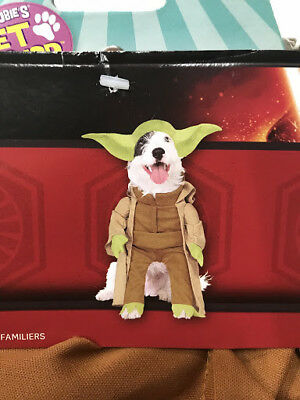 Star Wars Pet Dog Yoda Character Collection Halloween Party Costume  ()