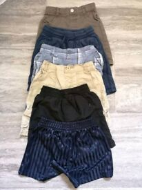 Bundle of shorts. Age 2 to 4