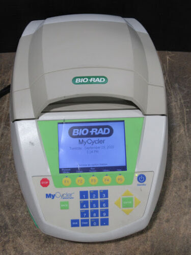 Bio-Rad 580BR MyCycler Thermal Cycler System 1.065-000016 Tested and Working