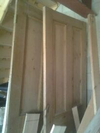 internal stripped doors