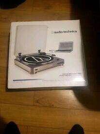 Audio technica lp60-Turntable-usb