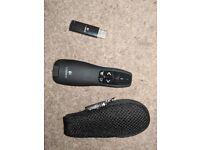 Logitech Presenter R400 Wireless USB Mouse