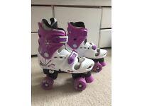 Osprey Girls Quad Skates size 3-5 (36-38)