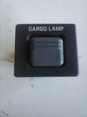 95-99 GMC / CHEVY TRUCK SILVERADO SIERRA C/K1500 CARGO LAMP SWITCH OEM