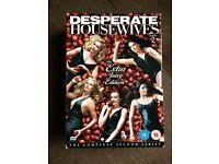 Desperate housewifes season1-2, ER season9