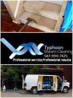 Typhoon Carpet cleaning 587-990-7425