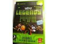 XBOX taito legends