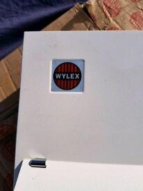 Wylex 15 Way Split Load Dual RCD All Metal Consumer Unit NMRS15SSLMHI