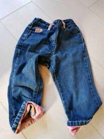Girls Next Denim Jeans 3 years