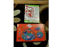 Baby play mat and Baby bouncer in immaculate condition with box