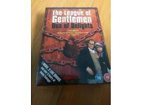 LEAGUE OF GENTLEMEN. A Box of Delights