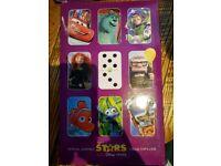 Pixar Dominoes