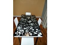 Ikea Glasholm Vika table top