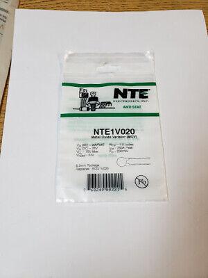 Nte1v020 Metal Oxide Varistor Mov