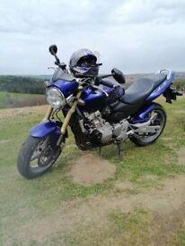 Honda, CB, 2007, 600 (cc)