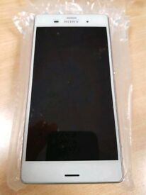 Brand new Sony Xperia z3 White 16gb Unlocked