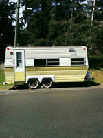 1979 19 tt Fleetwood Travel Trailer