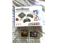 Sega Mega Drive Mini +81 games + Road Rash + Speedball 2