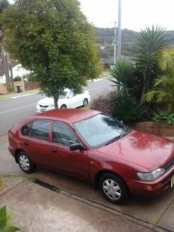 Toyota corolla 95 Ae101 Mayfield West Newcastle Area Preview