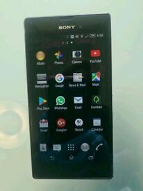 Sony experia T3 8gb unlocked excellent condition