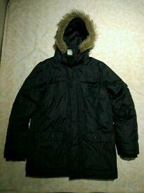 Used Men's/Boy's John Lewis Parka Winter Jacket