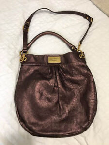 Marc by Marc Jacobs - Classic Metallic Brown Hillier bag