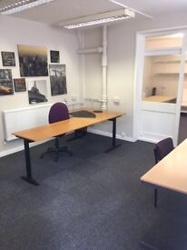 Suite of 3 office to rent. NG10