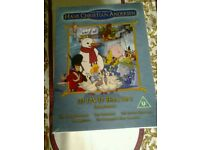 Boxed set DVDs Hans Christian Andersen