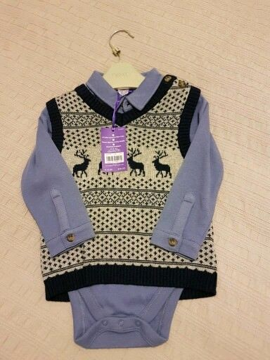Brand new with tags boys top and jumper set
