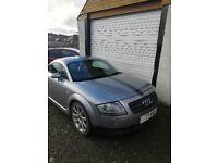 Audi tt mk1 225 quattro 2003