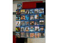 31 Blu-ray Bundle Joblot Collection movies