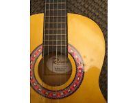 Children's Half Size Classical Guitar - Natural