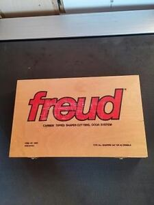 Freud UC900 Shaper Cutter Woodworking Set