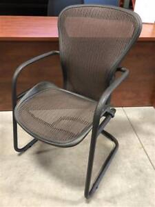 Herman Miller Aeron Guest Chairs