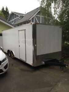 2014 CargoMate 20ft Enclosed Trailer