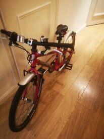 Isle bike 20S