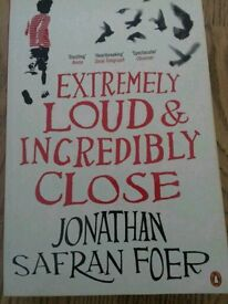 Extremely Loud and Incredibly Close by Jonathan Safran Foer for only £5