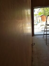 plastering and rendering service