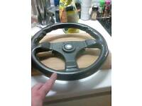 Ford snap off steering wheel and boss( escort xr3i rs turbo Sierra xr4x4 xr4i cosworth ect)