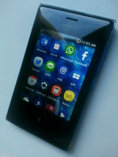 *MINT* Nokia Asha 500 - smartphone mobile Android | in Kingston, London |  Gumtree