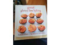 Great gluten free baking by Louise Blair