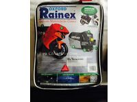 Motorcycle Oxford Rainex deluxe waterproof cover
